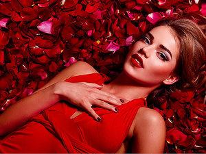 Róża w kosmetykach
