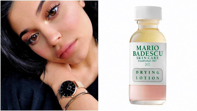Ulubiony kosmetyk Kylie i Kendall Jenner: drying lotion Mario Badescu