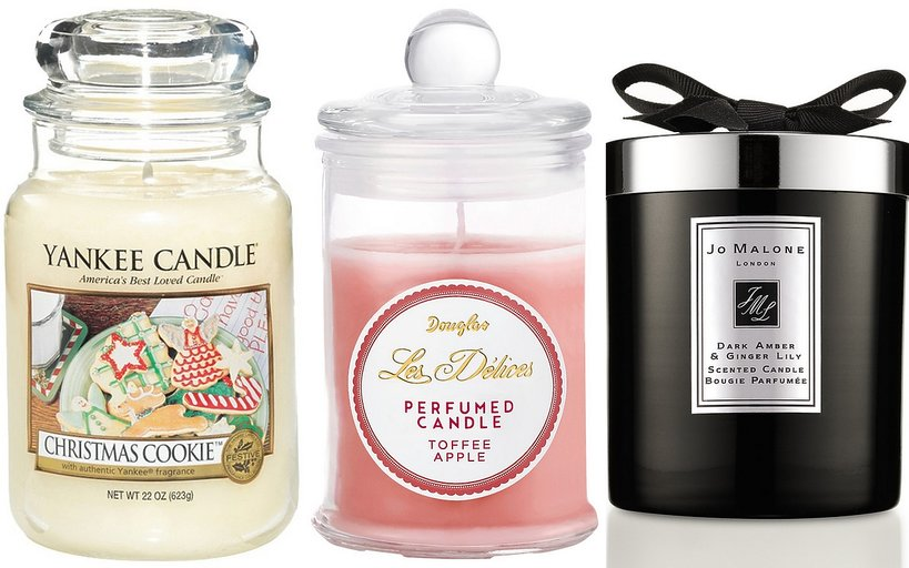 Zapach świąt w perfumacha i kosmetykach yanee candle, jo malone, douglas