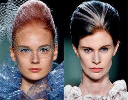 Podczas pokazu Marca Jacobsa w Nowym Jorku modelki szokowały fryzurami!