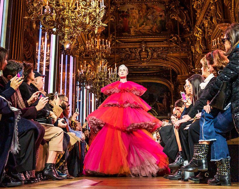 pokazy haute couture najlepsze wizaże
