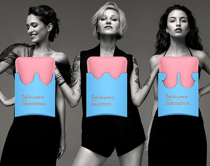 raknroll kampania badania piersi
