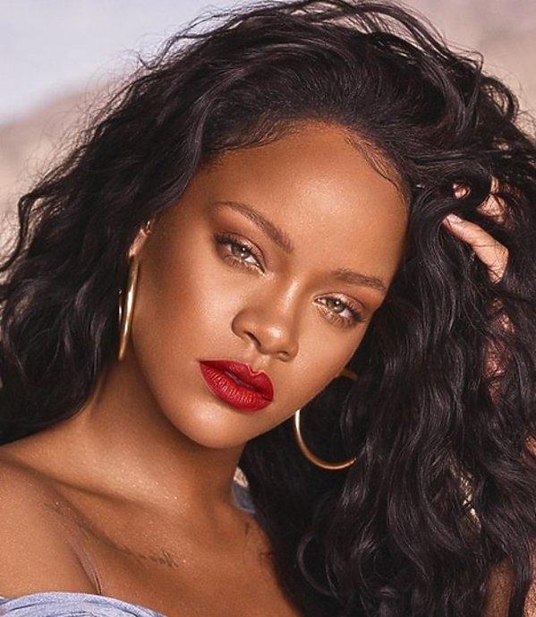 Rihanna o kosmetykach