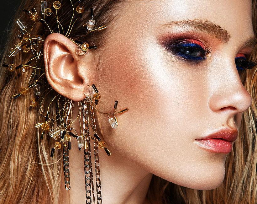 rozświetlacz makeup