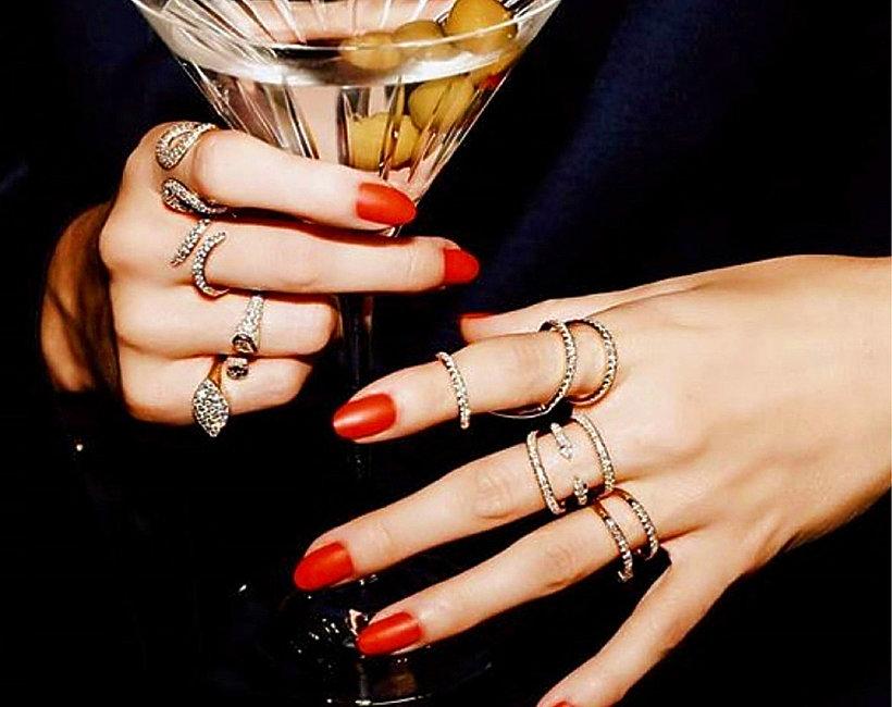top 6 kolorów paznokci na lato