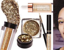 Błyszczący makijaż to gorący trend nadchodzącej jesieni!