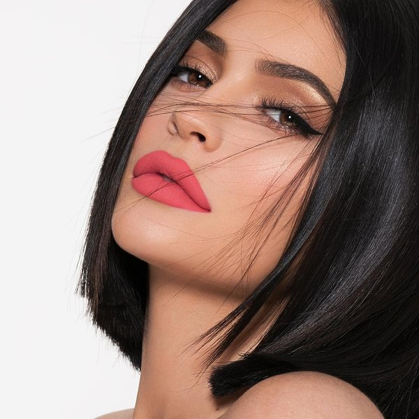 USTA makijaż kylie jenner