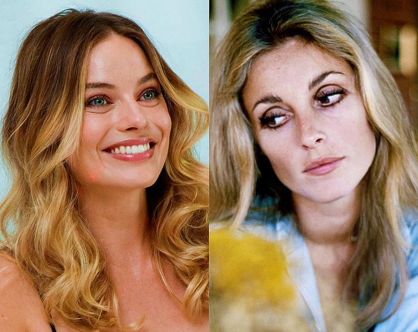 Zainspiruj się stylem Sharon Tate i Margot Robbie