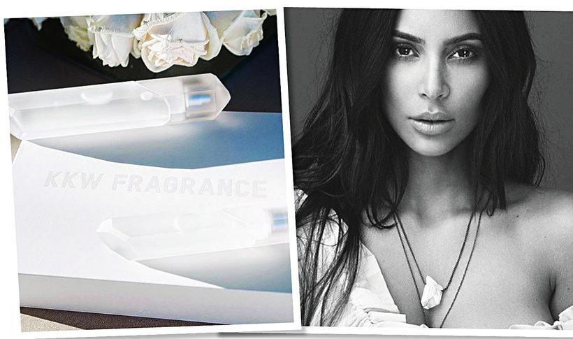 Zapach KKW Fragrance i Kim Kardashian