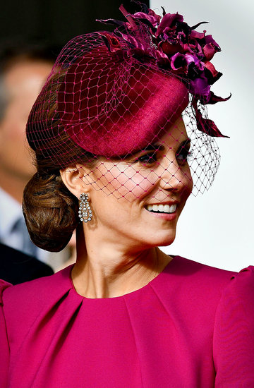Zobacz najciekawsze fryzury księżnej Kate