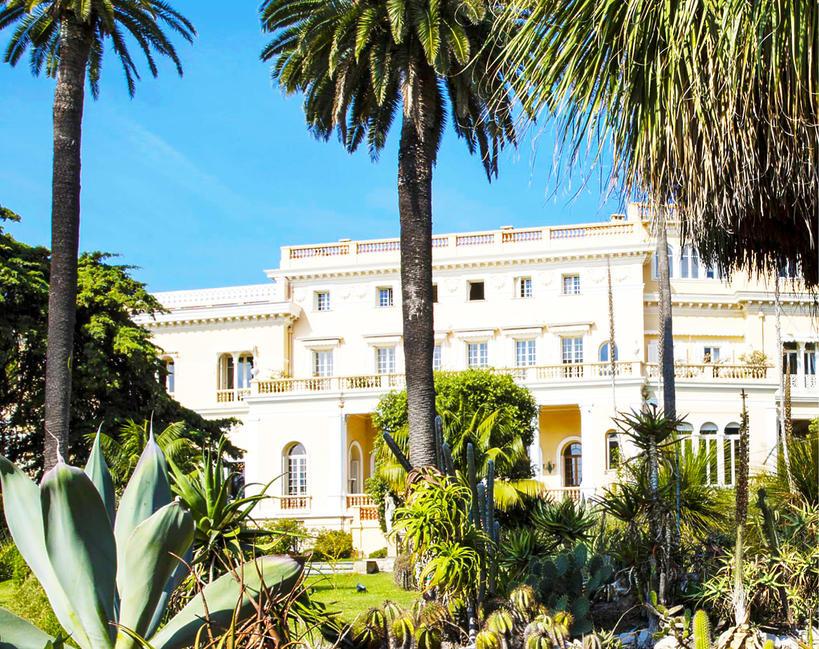 Villa les Cedres - najdroższy dom świata