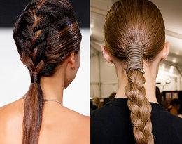 Warkocze to hit tego sezonu, zainspiruj się fryzurą prosto z wybiegu!
