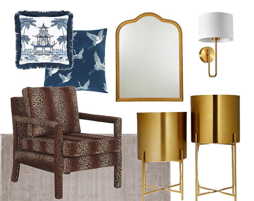 Westwing wiosna 2020 kolekcja jak urzadzic wnetrze w modny sposob hity ze sklepu online co jest modne fotel lustro lampa