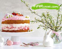 Fit ciasta na Wielkanoc - sprawdź nasz dietetyczny przepis na mazurka!