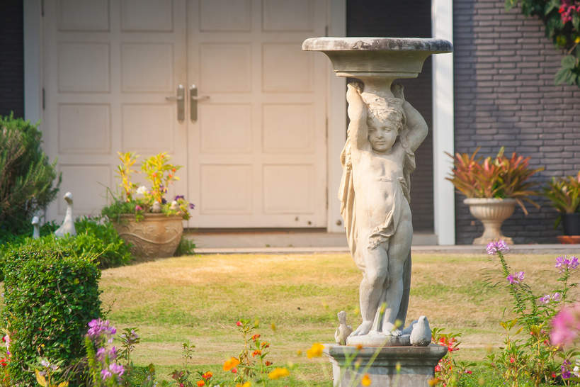 Wnętrza inspirowane grecką mitologią