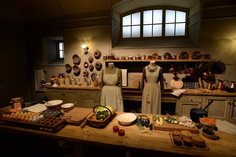 Wystawa Downton Abbey