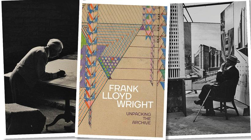 Wystawa prac architekta Franka Lloyda Wrighta w MoMA