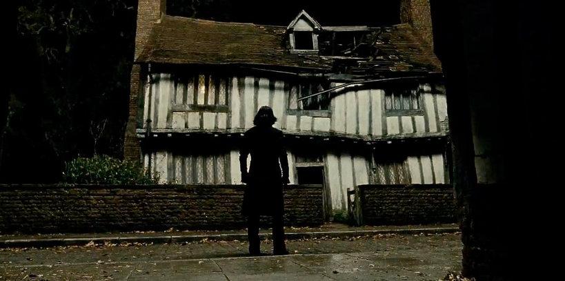 Zamieszkaj w domu Harry'ego Pottera