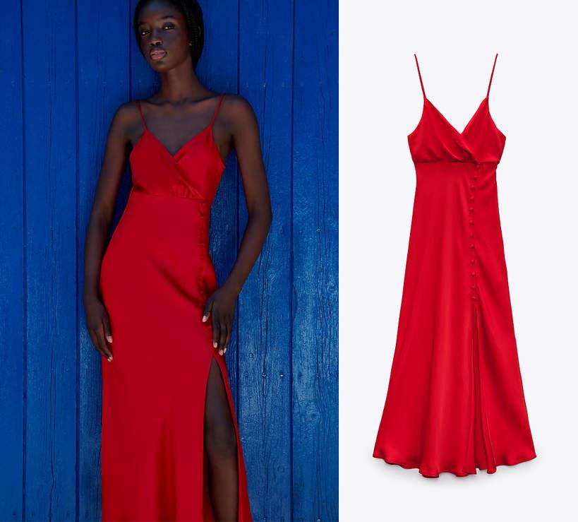 Zara sukienka