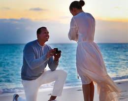 Jak zorganizować zaręczyny w stylu Jennifer Lopez i A Roda?