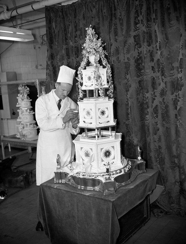 Zobacz królewskie torty