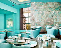 Tiffany & Co otworzył pierwszą kawiarnię w Europie!