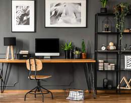 Praca zdalna - czyli jak zaaranżować domowe biuro!