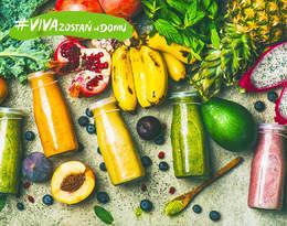 Kuchnia na wiosnę 2020 - zobacz przepisy na oczyszczające koktajle