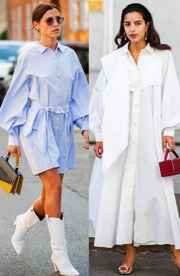 Jak-nosic-sukienki-szmizjerki-latem-2020