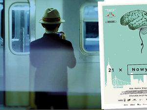 21 x Nowy Jork film dokumentalny Piotra Stasika