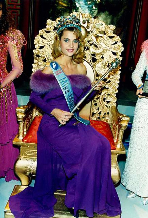 30 lat temu Aneta Kręglicka została Miss Świata!