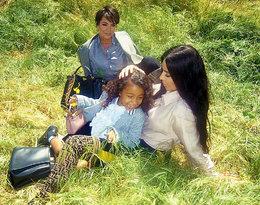 5-letnia córka Kim Kardashian North West wystąpiła po raz pierwszy w reklamie!