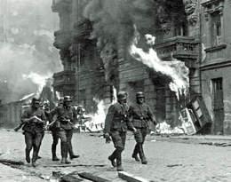 77 lat temu wybuchło powstanie w warszawskim getcie…