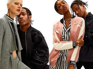 A$AP Rocky w kampanii Zalando na wiosnę/lato 2017