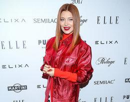 Ada Fijał na imprezie Elle Style Awards