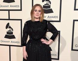 Adele w kreacji Givenchy