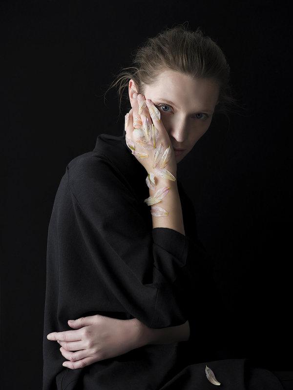 Agata Buzek w kampanii marki  Nenukko