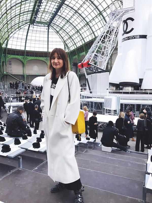 Agnieszka Ścibior relacjonuje najlepsze pokazy z paryskiego Tygodnia Mody! w najnowszym numerze VIVA! MODA