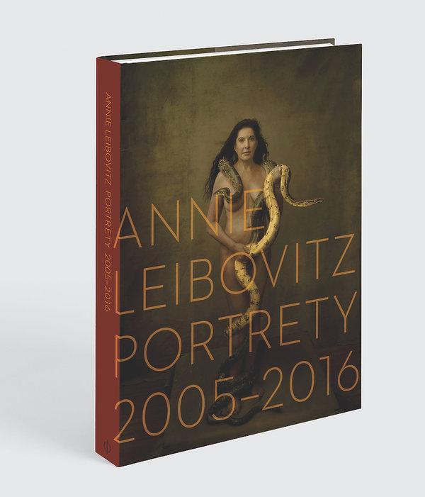 Album Annie Leibovitz: Portrety 2005–2016, wydawnictwo Rebis