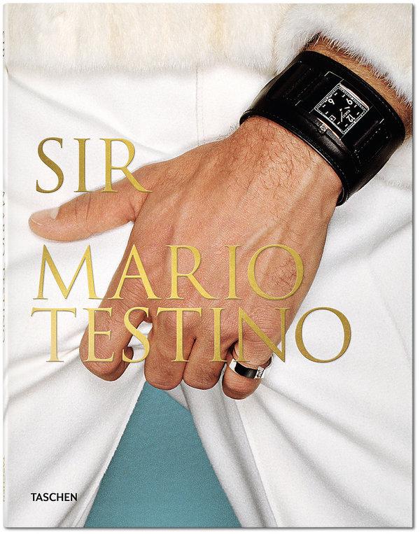 "Album Mario Testino zatytułowany ""Sir"""