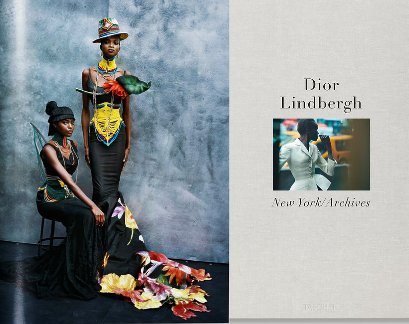 album z niepublikowanymi zdjęciami Petera Lindbergha, kreacje marki Christian Dior