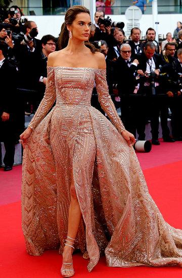 """Alessandra Ambrosio, premiera """"The Wild Pear Tree"""", Cannes 2018"""