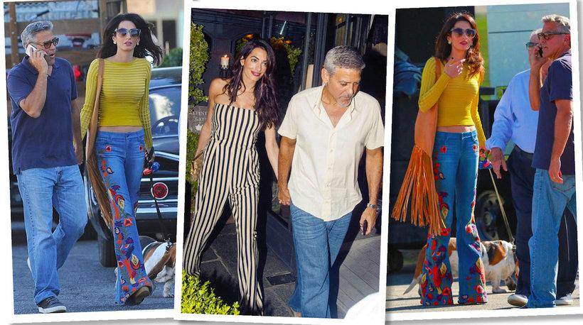 Amal Clooney nosi ubrania projektu siostry Tali Alamuddin