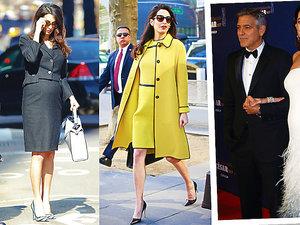 Amal Clooney- stylizacje