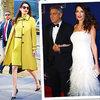 Amal Clooney- stylizacje MAIN TOPIC