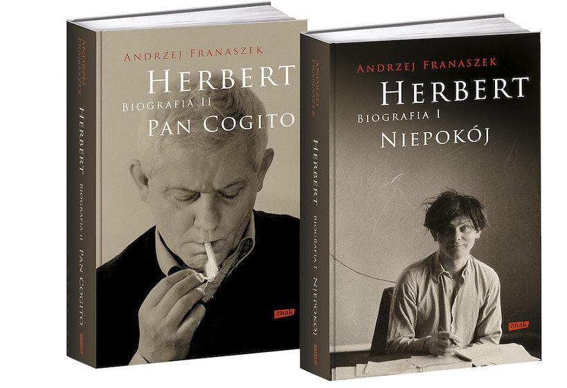 Andrzej Franaszek, Herbert. Biografia, Znak