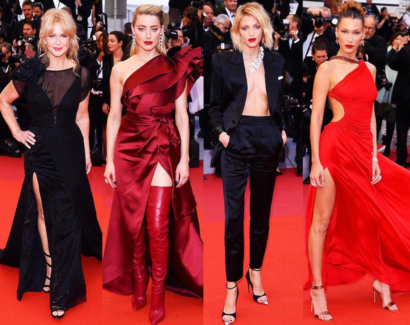 Anja Rubik Grażyna Torbicka na premierze nowego filmu Almodovara w Cannes 2019