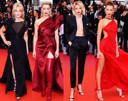 Grażyna Torbicka i Anja Rubik błyszczały na premierze nowego filmu Almodovara w Cannes!