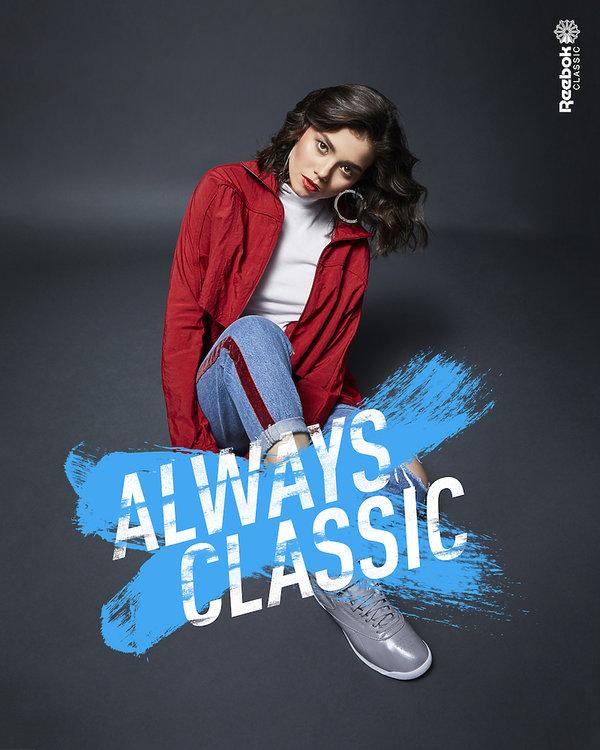 Anna Augustynowicz w reklamie butów Reebok!