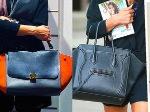 Anna Lewandowska i jej torebki!
